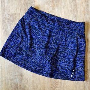 L.L. Bean Women's Fitness Skirt